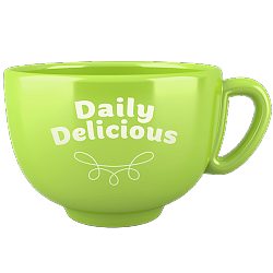 Daily Delicious Cup, light-green (Europe)