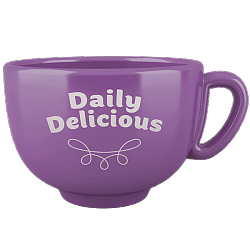 Daily Delicious Cup, violet (Europe)