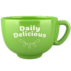 Daily Delicious Cup, green (Europe)